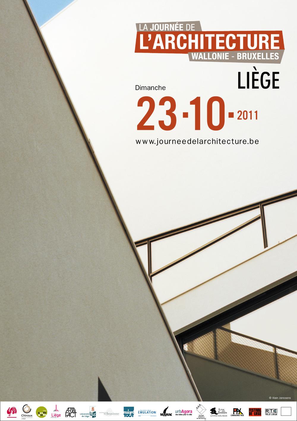 Journ e de l 39 architecture visites du quartier des guillemins urbagora - Journee de l architecture ...
